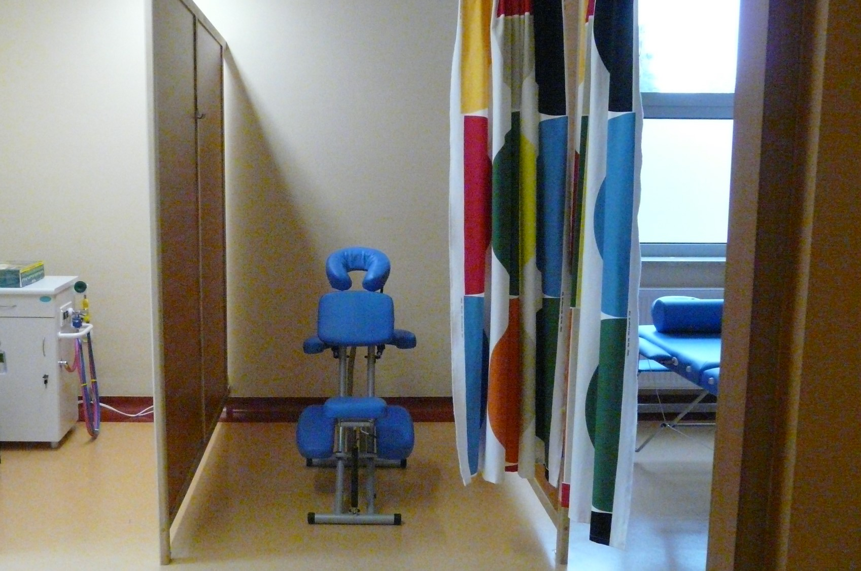 Sala rehabilitacyjna