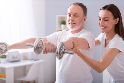 Nowoczesna fizjoterapia rehabilitacyjna